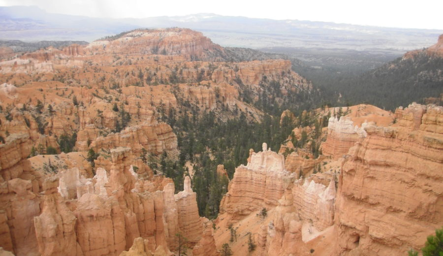 Beauty Bryce Canyon