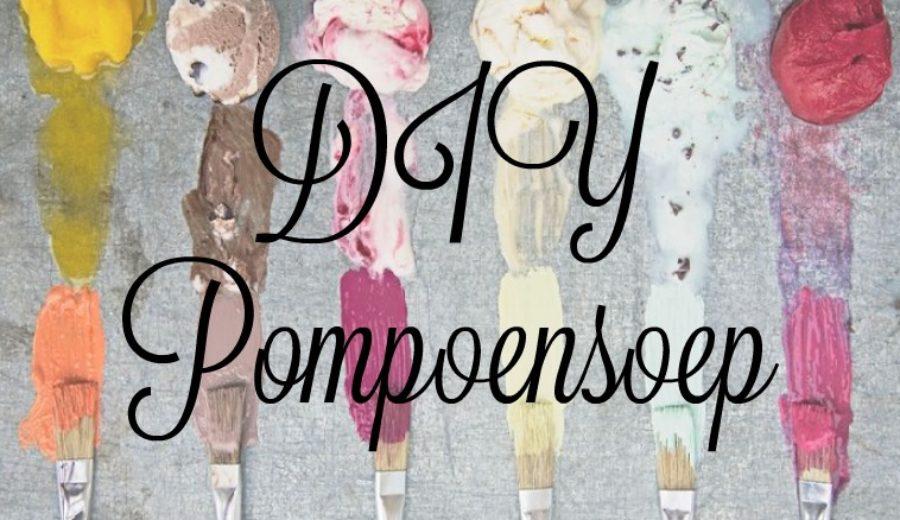 DIY – Pompoensoep