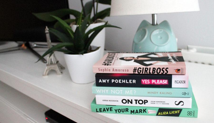 #Girlboss: 5 x boeken die je gelezen moet hebben