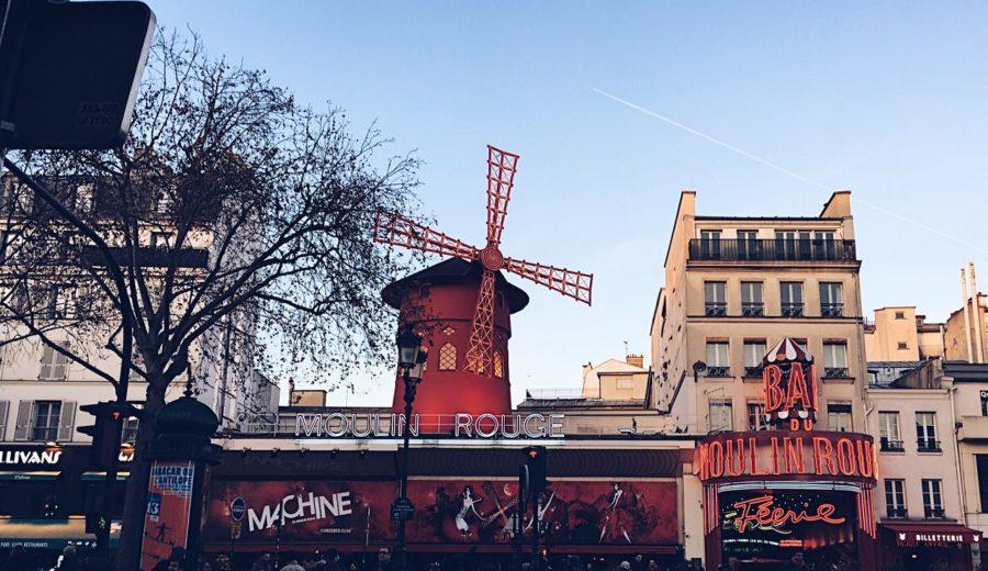 Parijs: Licht, liefde en mode