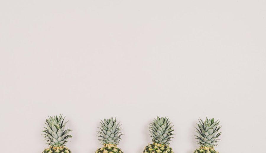 Ananas: Een tropische verrassing!