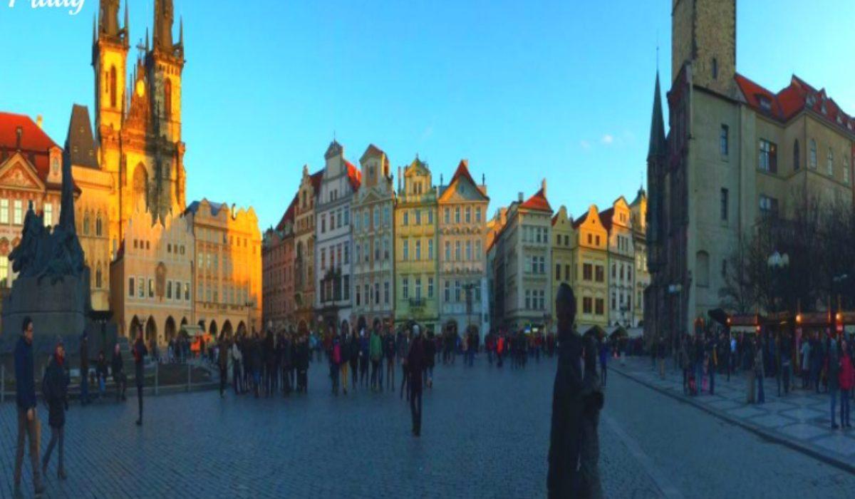 Beautifull Praag
