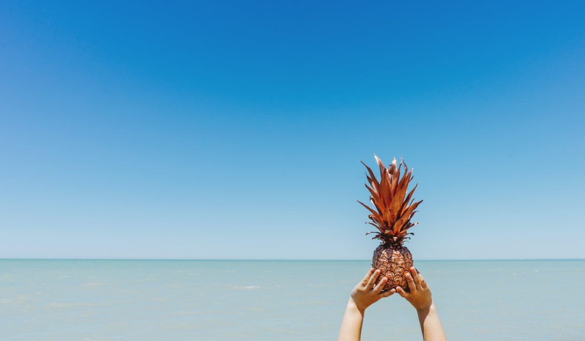 Cocktails, zon en strand
