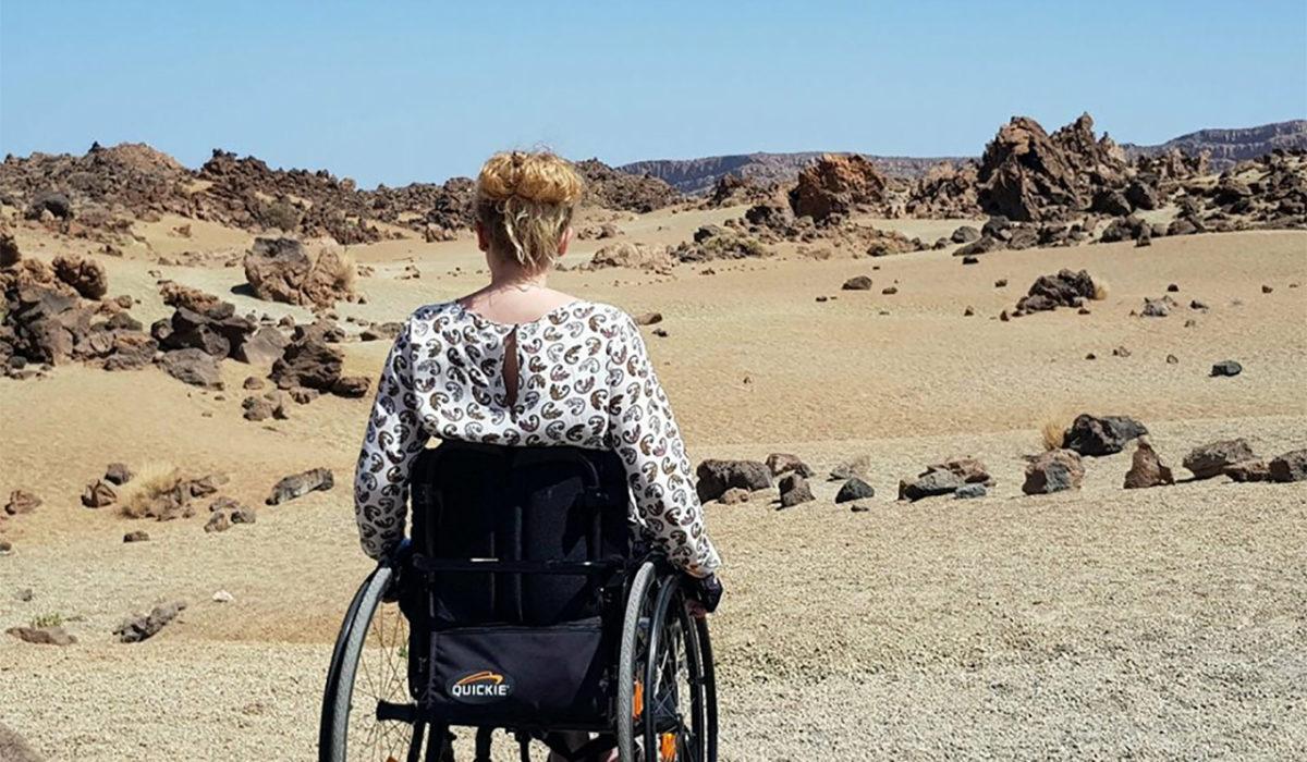 Voor het eerst op vakantie in een rolstoel (deel 2)