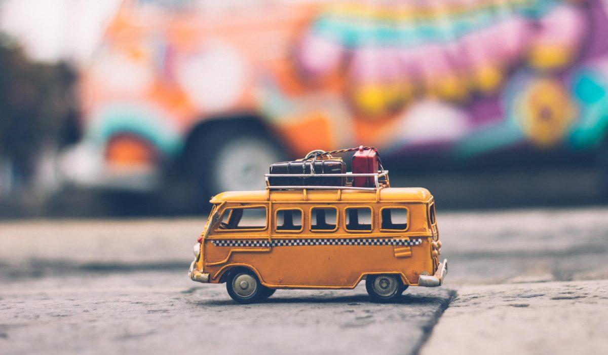 hoe ga je op vakantie dit jaar?