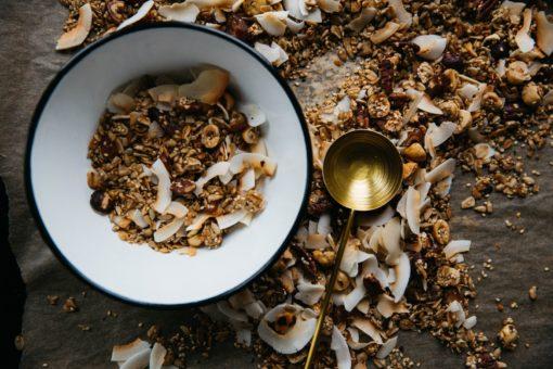 Recept: Homemade granola